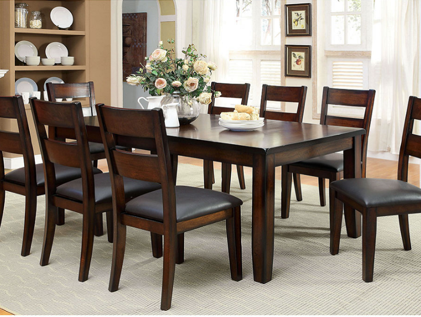 Dining room tble and chairs - West Jordan Furniture Store