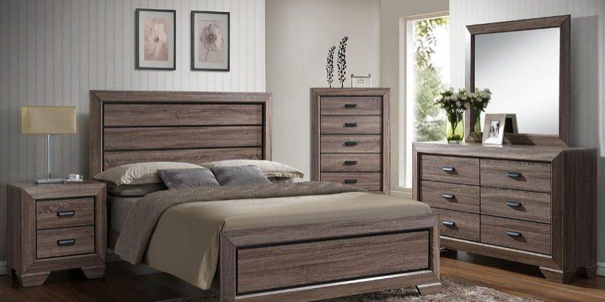 Salt Lake Utah Furniture Bedroom Set